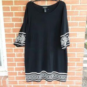 ❤2 for $20 sale! Lane Bryant 26/28 W sweater dress